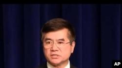 美國駐華大使駱家輝。(資料圖片)