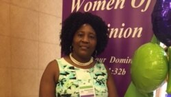 Interview with Mrs. Margaret Chidemo, organizer of 2015 Women of Dominion International
