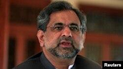 وزیرِ اعظم شاہد خاقان عباسی (فائل فوٹو)
