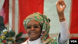 Mrs. Grace Mugabe