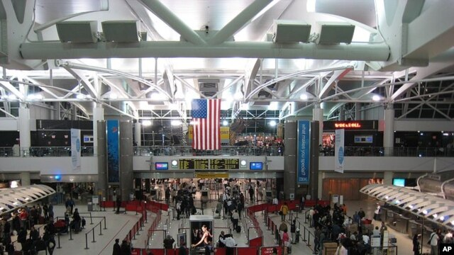 Terminal 1 aerodroma JFK