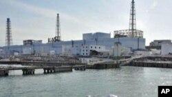 日本再次地震可能危及福島核電站。