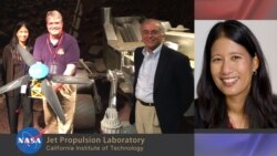 NASA ရဲ႕ ၂၀၂၀ Rover Mission မွာ အဂၤါျဂိဳလ္ကုိ ပုိ ့မယ့္ Drone စီမံကိန္း ဦးေဆာင္သူ ျမန္မာအမ်ိဳးသမီး မီမီေအာင္