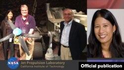 Mi Mi Aung- NASA