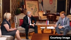 Sastanak Dragana Čovića i Milorada Dodika održan 16. juna u Banja Luci