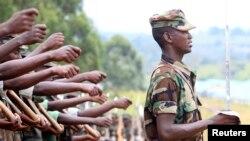Militar somali.