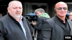 Bivši pripadnici državne bezbednosti Ratko Romić i Milan Radonjić optuženi za ubistvo Slavka Ćuruvije