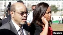 Kiongozi wa Ethopia Meles Zenawi afariki na umri wa miaka 57