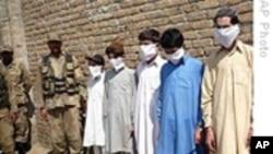导弹袭击及冲突在巴基斯坦打死20激进分子