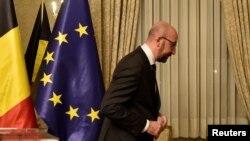 یکی از دلایل اختلاف میان دولت میشل و احزاب ملیگرای بلژیک، به اختلاف آنها بر سر پیمان مهاجرتی سازمان ملل باز میگردد.