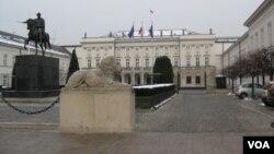 Варшава, Польша (архивное фото)