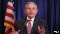 Senatè Bob Menendez - Demokrat Eta New Jersey
