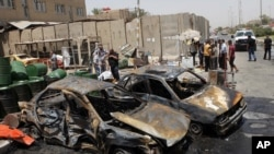 Iraq Ripped by Wave of Attacks