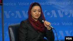 Afg'onistonning AQShdagi elchisi Roya Rahmoniy