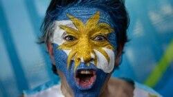 Jurnalist Sanat Sharipov Braziliyada Jahon chempionatida