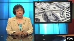 美国之音中文部主任龚小夏(视频截图)
