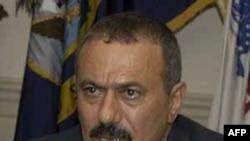 Tổng thống Yemen Ali Abdallah Saleh