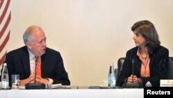 El subsecretario de Estado para Asuntos Políticos, Thomas Shannon, instaló en Colombia el séptimo encuentro binacional de alto nivel.
