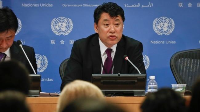 Vice embajador de Corea del Norte ante Naciones Unidas dijo que su país está listo para actuar ante cualquier provocación estadounidense.