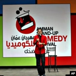 Dean Obeidallah, comedian and executive producer for the American Standup Comedy Festival in Amman, says the success of last year's festival encouraged them to expand it this year