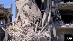 «ՆԱՏՕ-ի օդային հարձակման պատճառով Տրիպոլիում քաղաքացիական անձինք են զոհվել»