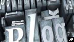 Blogger ျဖစ္ခ်င္လြန္းလို႔