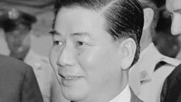 Cố TT Ngô Đình Diệm.