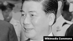 Ông Ngô Đình Diệm.