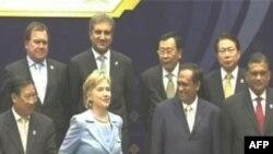 США и КНДР обменялись критическими замечаниями на форуме АСЕАН