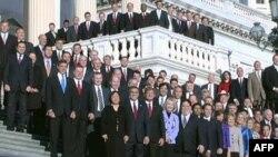 Amerikan Kongresi Yeni Dönem Çalışmalarına Başlıyor