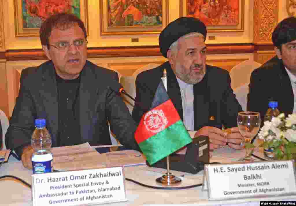 پاکستان، افغانستان اور اقوام میں متحدہ کے ادارہ برائے مہاجرین یواین ایچ سی آر کا اسلام آباد میں سہ فریقی اجلاس ہوا۔