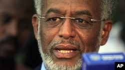 North Sudan's Foreign Minister Ali Ahmad Karti (file photo)