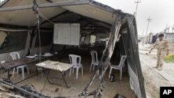 کیمپ اشرف سے ایرانیوں کی منتقلی پر معاہدہ