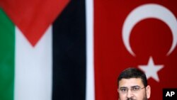 Sami Abu Zuhri, juru bicara Hamas