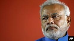印度当选总理莫迪