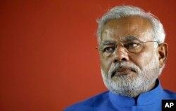 印度人民党领袖纳伦德拉•莫迪当选为下届印度总理