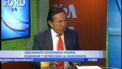 Entrevista con Alejandro Toledo expresidente del Perú