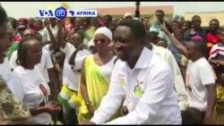 Mgombea wa upinzani katika uchaguzi wa rais Rwanda, Frank Habineza aendelea na kampeni zake kabla ya uchaguzi wa tarehe 4.
