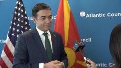 Димитров: Треба да ги зајакнеме институциите, слободата на медиумите и услугите кон граѓаните