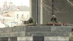 Kırım'da Gergin Bekleyiş Sürüyor