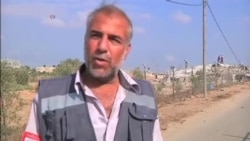 اوضاع غزه پس از آغاز آتش بس سه روزه