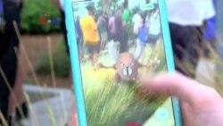 Peringatan untuk Waspada saat Bermain Pokémon Go