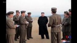 """北韓宣布金正恩視察""""新戰術武器""""試驗設施"""
