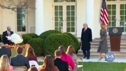 Трамп каже, що піде коли колегія вибірників офіційно затвердить Байдена. Відео