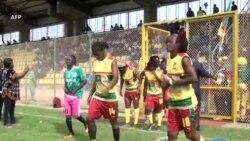 """Coupe du Monde féminine: """"comme de vraies lionnes, on ne rentre pas les mains vides"""""""