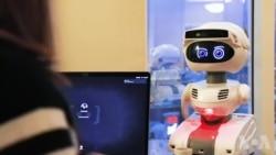 机器人公司打造机器人平台 进行编程定制