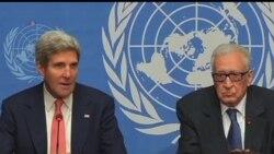 2013-09-13 美國之音視頻新聞: 美俄外長將於本月稍後再度討論敘利亞問題