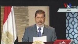 Muhammed Mursi Mısır'da Yeni Bir Çağ Açıyor