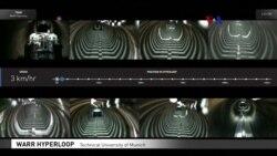 Concurso Hyperloop, de transporte veloz