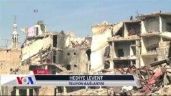 Suriye'de Barış Umudu Sürüyor